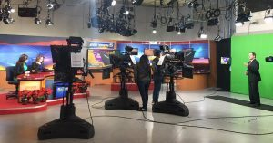 KRGV Channel 5 News Launches New Spanish Language Newscast using Lectrosonics
