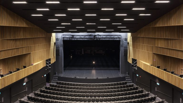 Theatre Gilles-Vigneault Opens With NEXO And Yamaha CIS