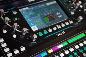 Allen & Heath Adds Class-Leading AMM and Expansion Options for SQ