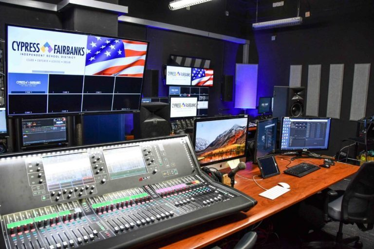 Berry Center Manages Multiple Venues with Allen & Heath