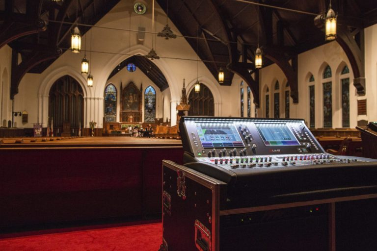 Cathedral Church of the Advent Blends Traditional and Modern with Allen & Heath