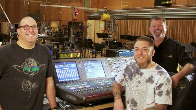 Hollywood Sound Adds Yamaha RIVAGE PM10 Digital Audio Console to Fox Newman Scoring Stage
