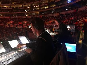 """Yamaha PM10 and CL5 Provide """"Double Bonus"""" for NBA  All-Star Game"""