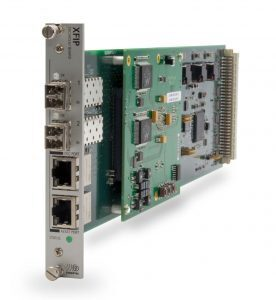 World premiere for NEXUS Fiber and IP Interface – XFIP from Stage Tec