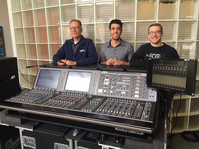 TC Furlong Inc. Adds the New RIVAGE PM7 to Yamaha Console Stable