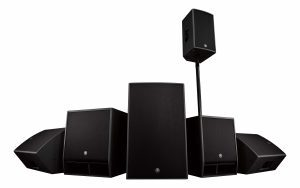Yamaha Announces Next Generation of Loudspeakers with Dante Integration