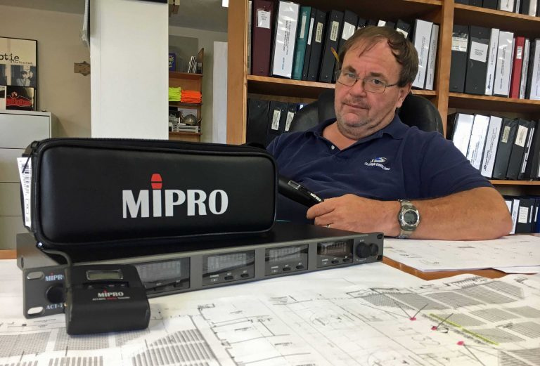 MIPRO Wireless Technology Brings Clarity of Message to SRP Park