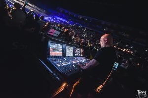 Yamaha PM7: Antidote For Poison Tour