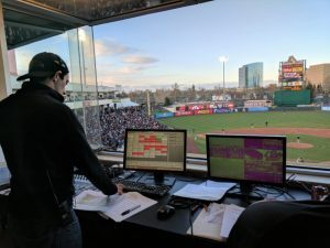 QSC TouchMix-30 Pro Brings Major League Audio Mixing to Minor League Baseball at Sacramento's Raley Field