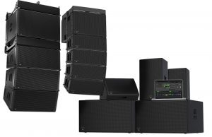 EAW Adds New Line Array And Subwoofer To RADIUS Series Of Loudspeakers