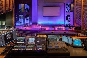 Seattle Community Church Selects New NEXO and Yamaha Sound System