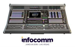 DiGiCo Shows Full Spectrum of New Products at InfoComm