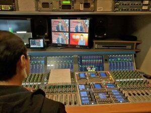 Hunan TV Modernizes OB Van with Stage Tec CRESCENDO