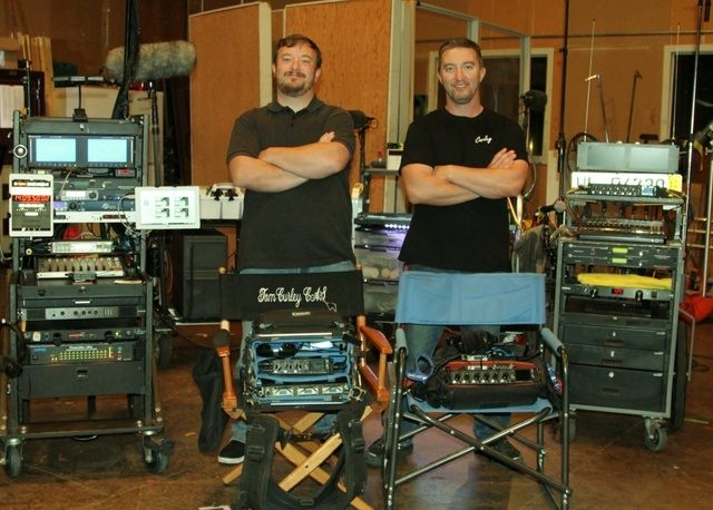 Oscar-Winning Sound Engineer Thomas Curley Takes Lectrosonics PDR for a Ride on Major Film and Television Projects
