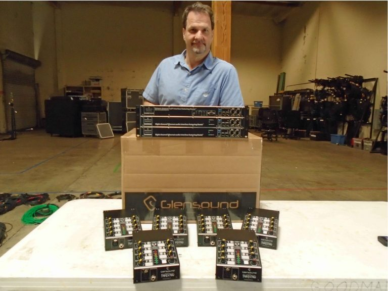 Glensound Audio Technology Keeps Goodman Audio Services on the Cutting Edge