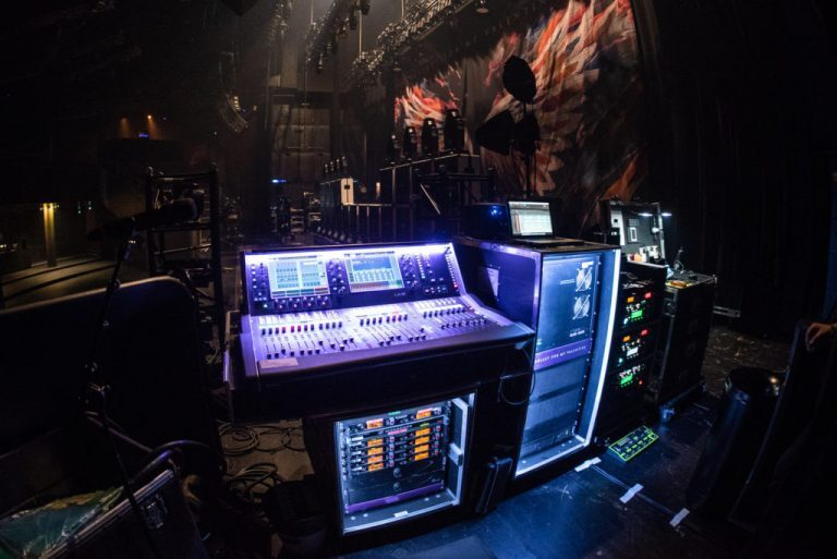 Bullet for my Valentine Takes On Festival Season in Europe with Allen & Heath