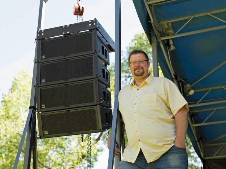 PreSonus® Loudspeakers Bring the Music to Life at Ned LeDoux Concert