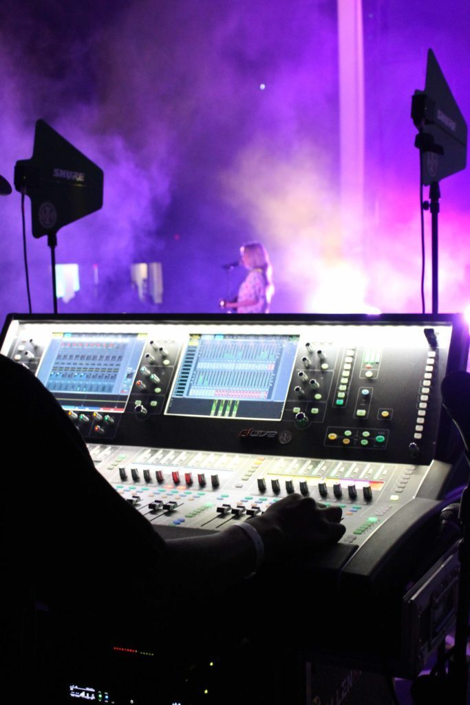 Allen & Heath Makes Waves in California at Agenda Festival