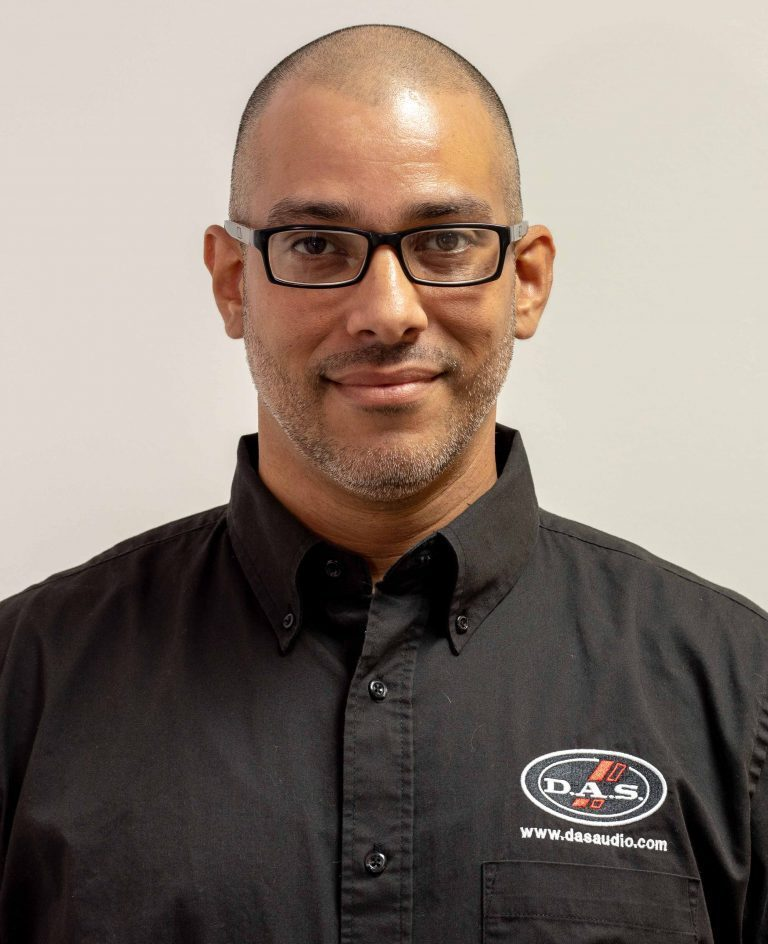 DAS Audio Appoints Guerra U.S. Marketing Manager