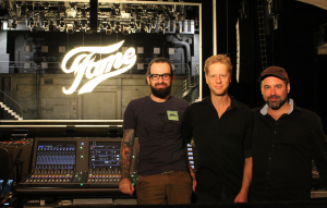 """Yamaha RIVAGE PM7 Experiences """"FAME"""" in Montreal"""