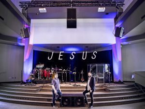 WorxAudio Loudspeakers from PreSonus® Create an Uplifting Worship Experience at Island Church