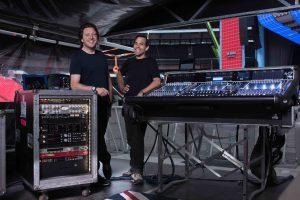 JoeCo BLACKBOX captures Ed Sheeran at Wembley Stadium for Divide tour