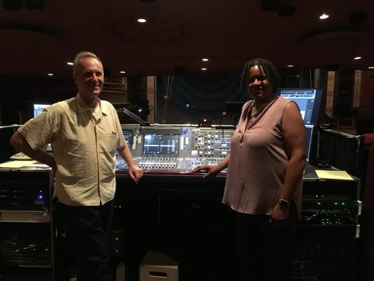 Sound Designer Lehrer Takes Yamaha PM10 For A 'Ride' On Broadway