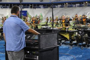DCI Competition Sounds Seamless With NEXO and Yamaha