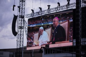 NEXO STM and GEO S Series Come Together for Pope Francis Irish Spectacular