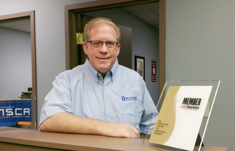 One Systems President Doug MacCallum Dies At 62