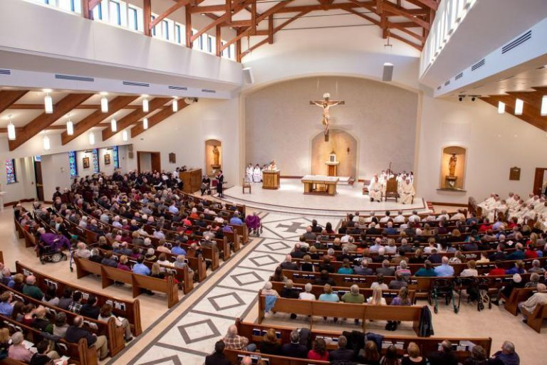 Saint Pius Tenth Church Renews with Fulcrum Acoustic