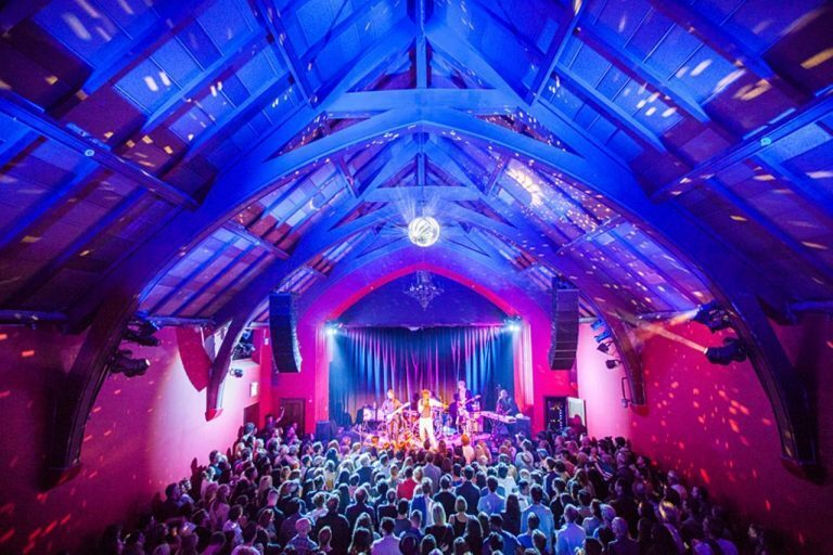 The Chapel, Historic San Francisco Landmark Turned Concert Venue, Undergoes Complete Sound and Control Upgrade With QSC