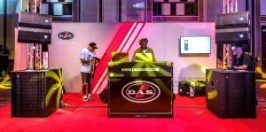 DAS Audio Delivers the Goods at DJ Expo