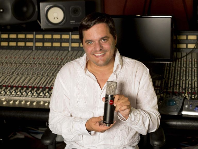 Microphones from Mojave Audio Vital to Production of Latin Grammy® Award-Nominated Recording