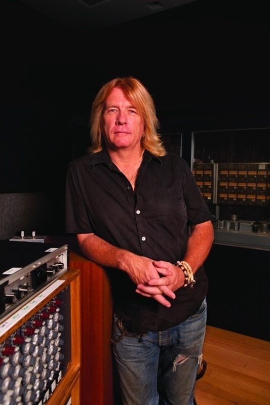 Legendary Producer Bob Rock Rocks on with Celestion Guitar Speakers and Impulse Responses