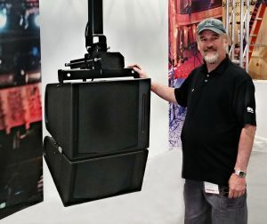 Fulcrum Acoustic Awarded Patent for Passive Cardioid Speaker