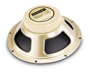 Celestion Introduces the G10 Creamback Guitar Speaker at NAMM 2019