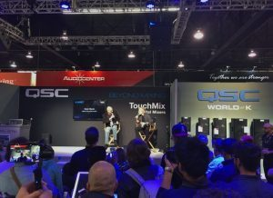 QSC Announces Artist Appearances at NAMM 2019