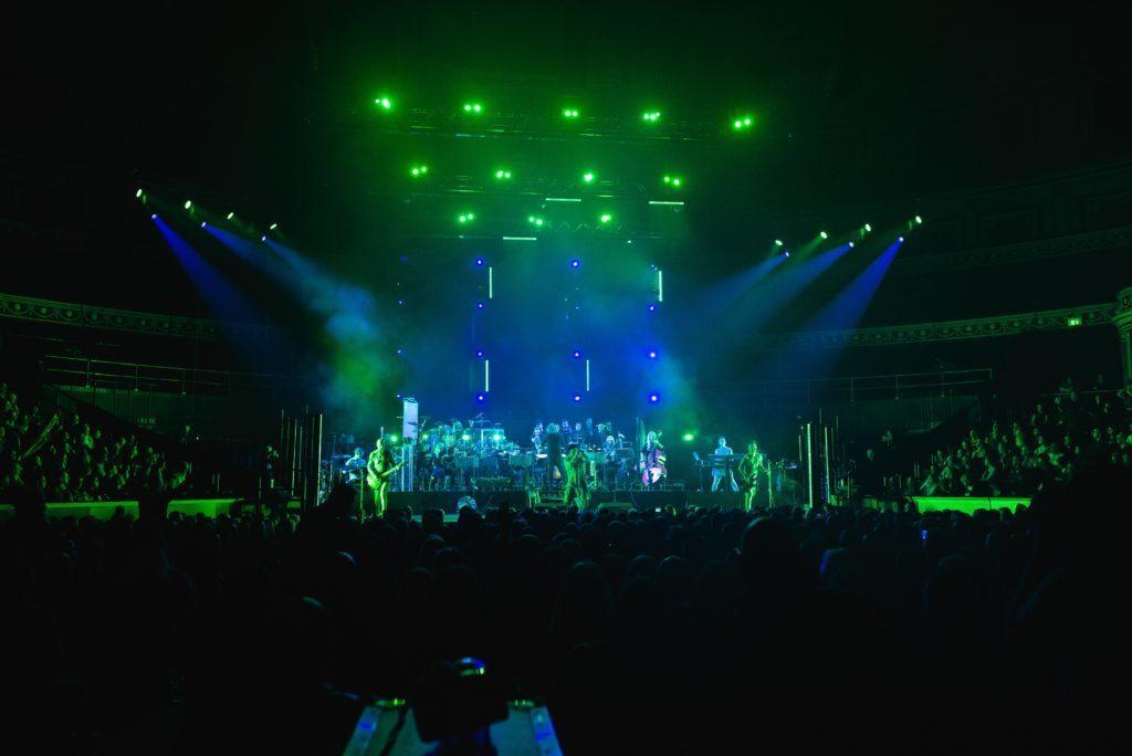 """Allen & Heath dLive """"Core of Show"""" for Gary Numan's Orchestral Tour"""