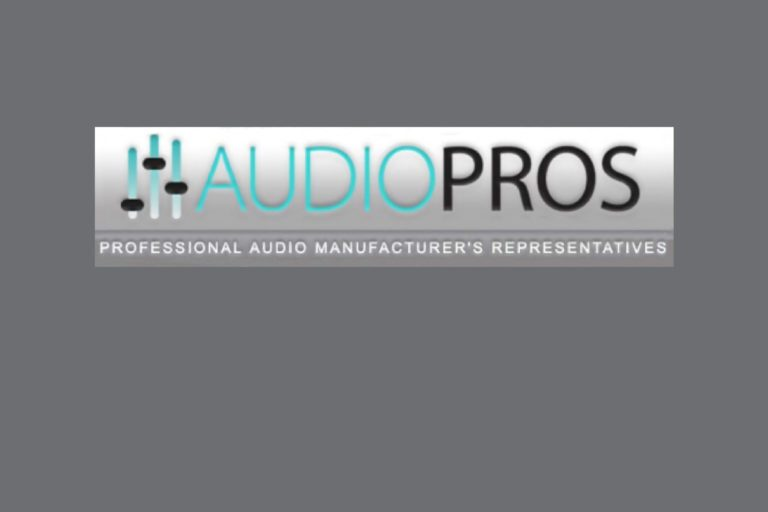 Fulcrum Acoustic Appoints AudioPros as New England/WNY Sales Representative