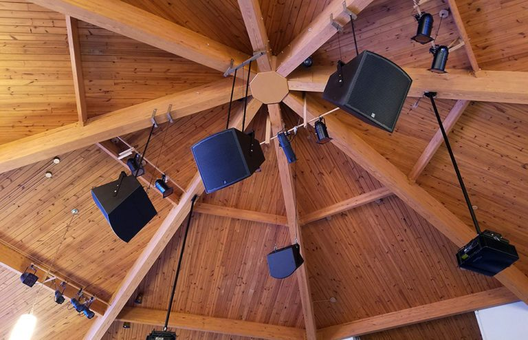 Trinity of Fairview Baptist Church Updates with Fulcrum Acoustic