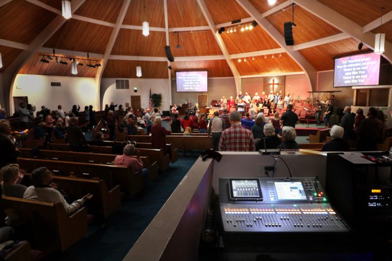 Oregon Church Breathes New 'Life' Into Sanctuary Sound