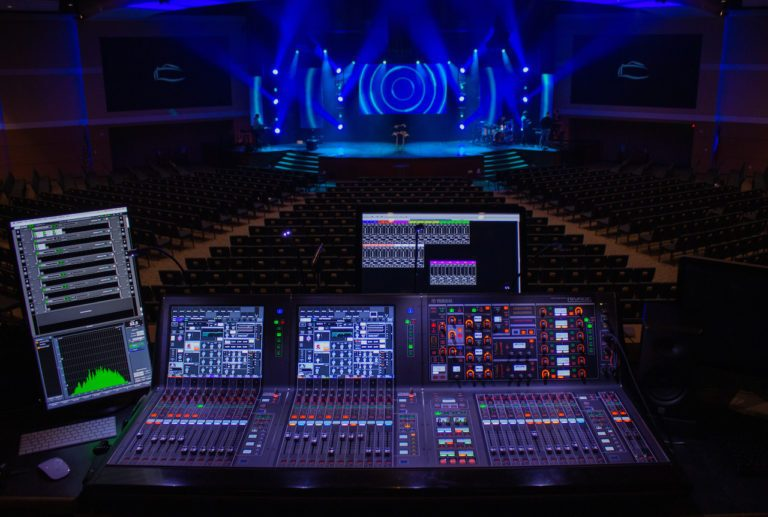 Yamaha RIVAGE PM7: The New 'Vessel' at Texas Church