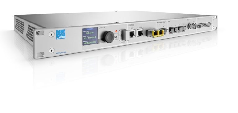 Lawo Showcases AES67 / ST2110 Audio Gateway At NAB