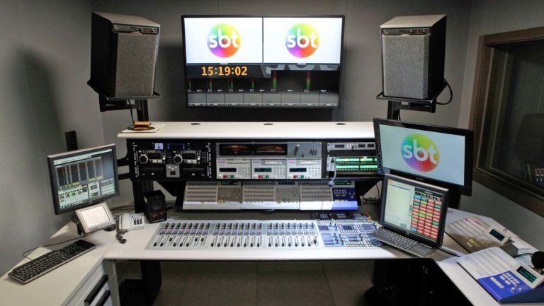 Stage Tec Audio Technology for SBT Brazil