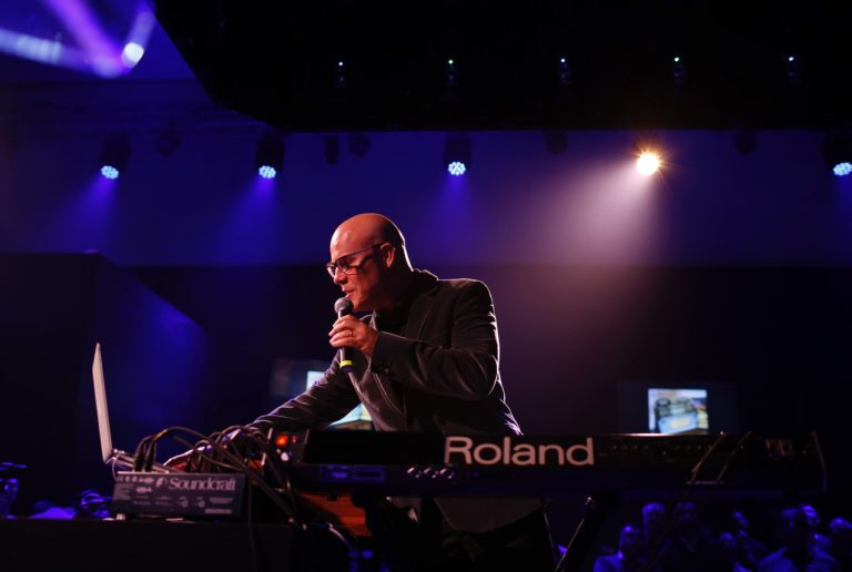 Electronic Music Legend Thomas Dolby To Headline First-Ever Synthplex Synthesizer Festival