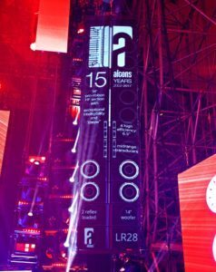 Alcons Audio @ Prolight + Sound 2019: It's All About Live