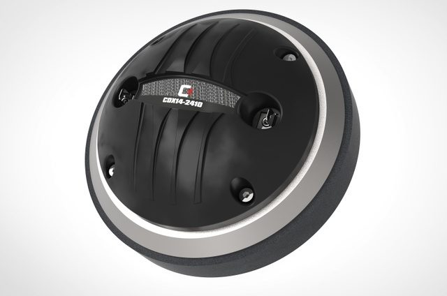 Celestion Announces the First Pro Light + Sound Showing of the New CDX14-2410 Compression Driver