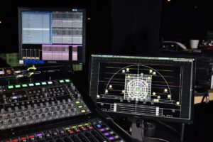 Masque Sound Provides Full Show Support For The Lehmann Trilogy