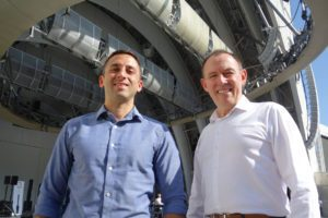 Gino Pellicano and Dan Palmer Named as L-Acoustics Sports Facilities and Consultant Outreach Team